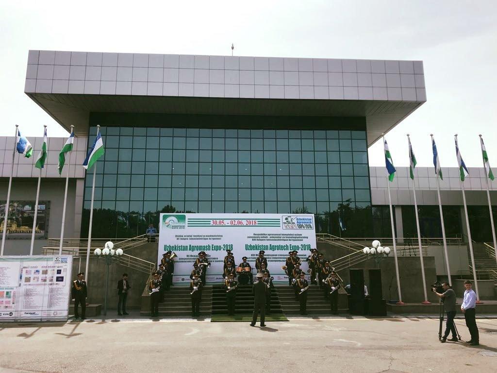 AGROTECH EXPO 2019 (Uzbekistan)