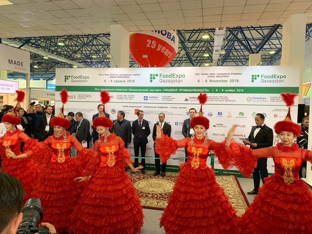 AGROWORLD 2019 (Kazakhstan)